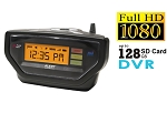 Day & Low Light Video Secureshot HD 1080p Hidden Camera DVR weather radio clock
