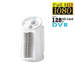 Secureshot HD 1080p Hidden Camera DVR Air Purifier