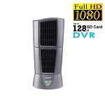 Secureshot HD 1080p Hidden Camera DVR Fan
