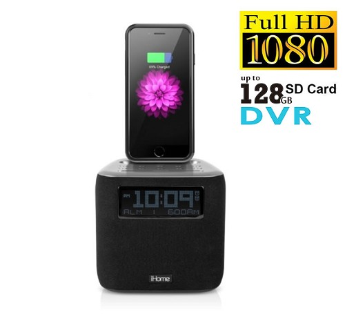 Ihome Secureshot HD 1080p Hidden Camera DVR