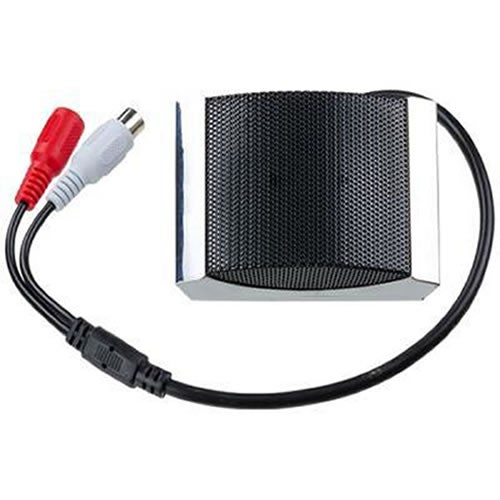 Amplified Outdoor Microphone - Waterproof